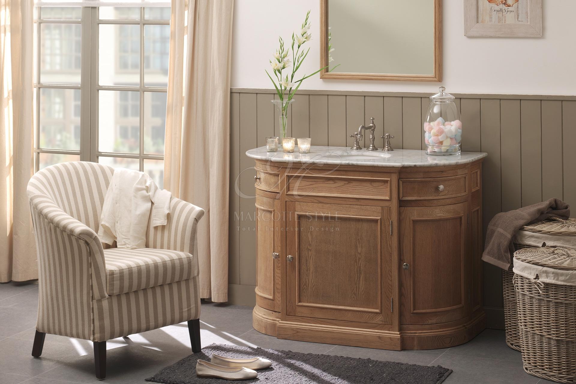 Badkamermeubel eiken - Badkamer meubels ...