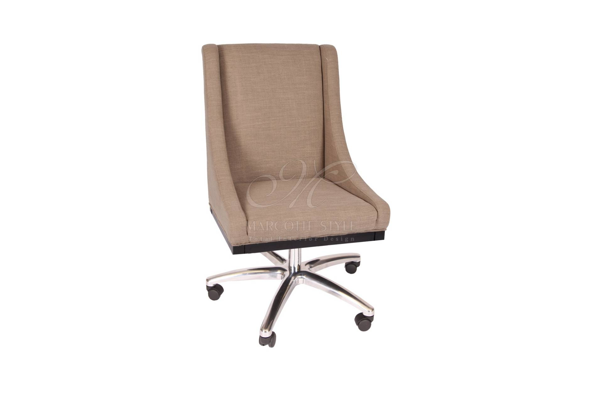 Marcottestyle officechair bureau stoel galaxy marcotte style