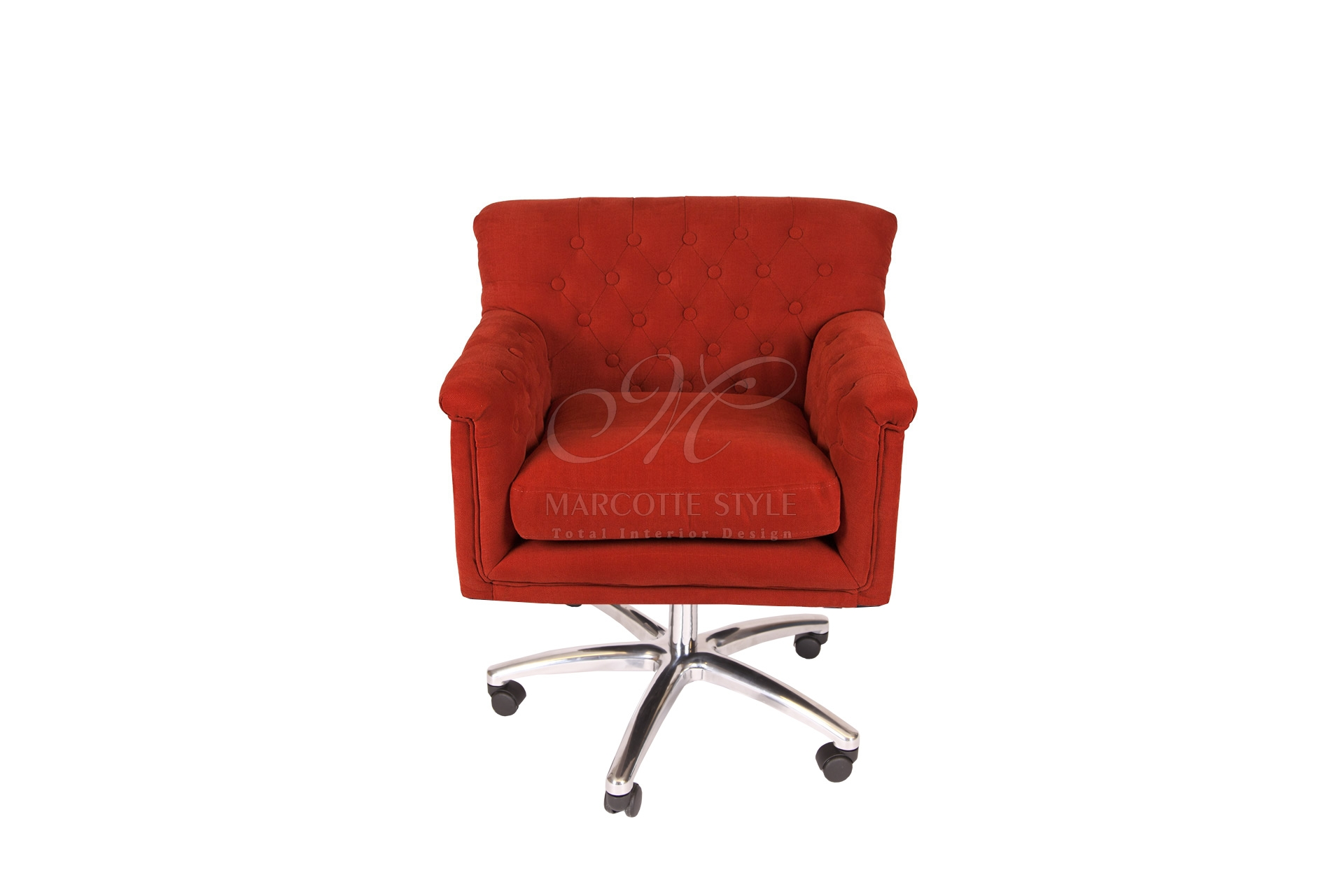 Marcottestyle officechair bureau stoel theems marcotte style