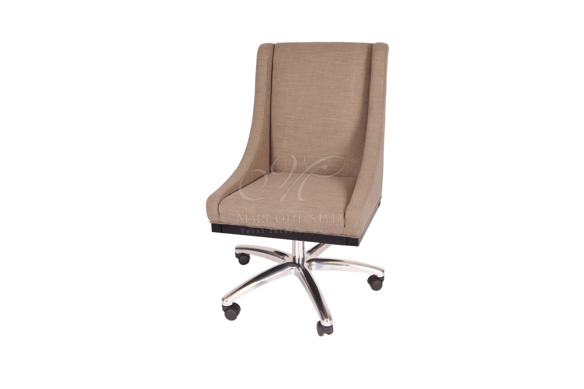 Marcottestyle offrcechair bureau stoel galaxy marcotte style