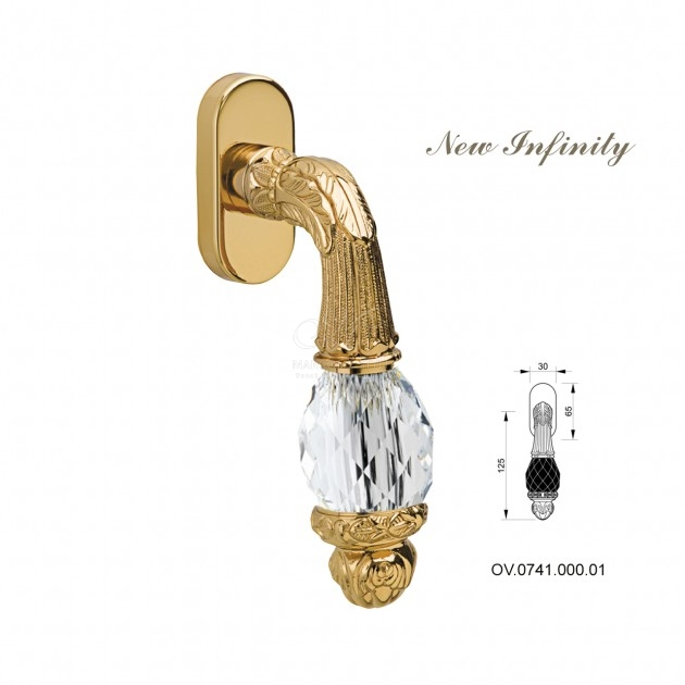 Marcottestyle-gouden-venster-klink-new-infinity-OV.0741.000