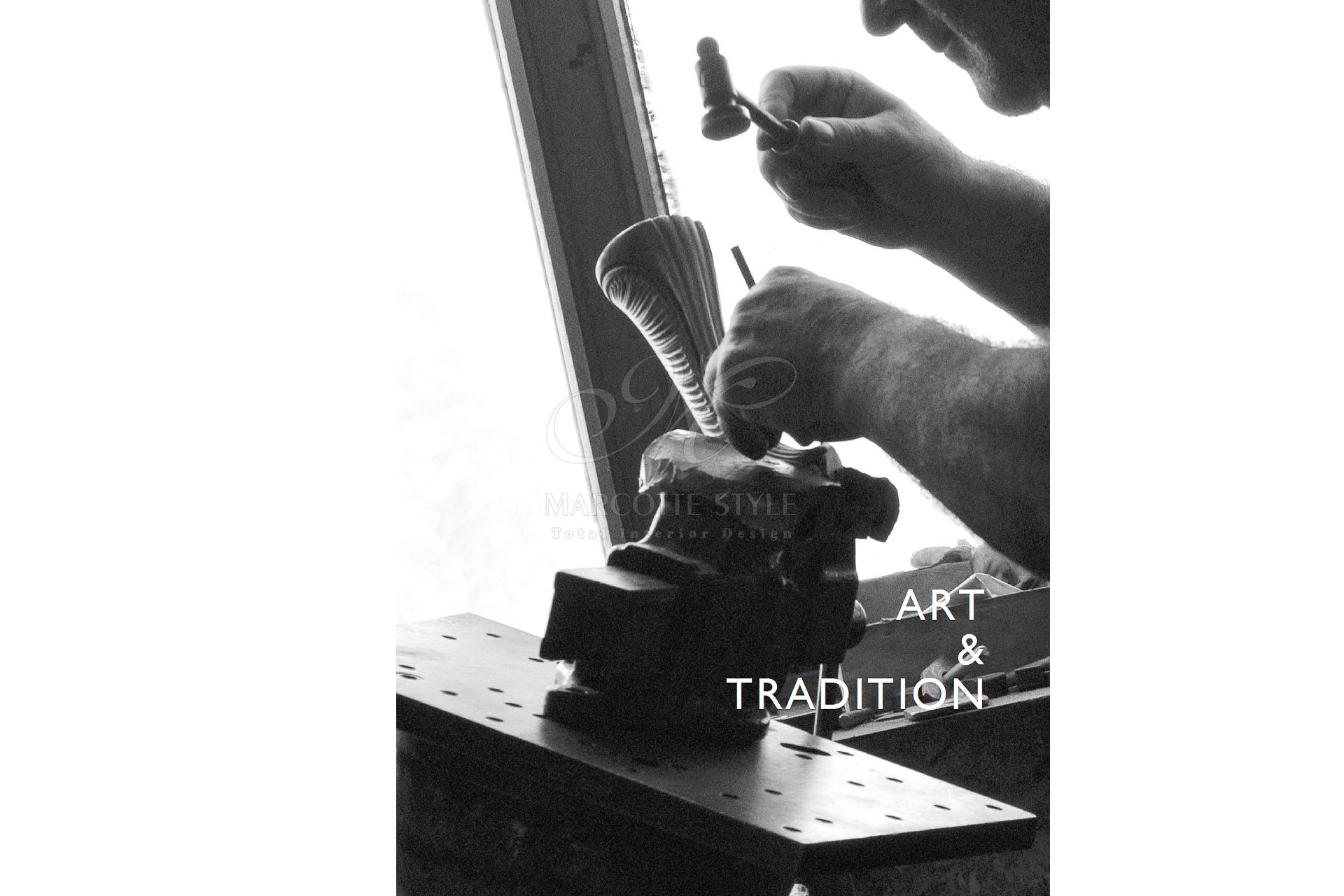 Marcottestyle klinken handwerk marcotte style