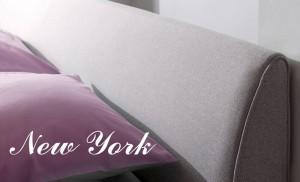 Hoofdbord NEW YORK