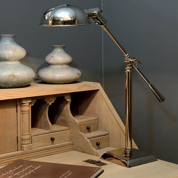 Bureaulampen