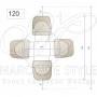 Marcottestyle-plan-tafel-120
