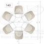 Marcottestyle-plan-tafel-140