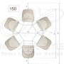 Marcottestyle-plan-tafel-150