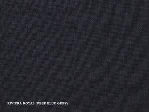 Riviera – Royal (Deep Blue Grey)