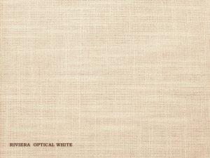 Riviera – Optical White