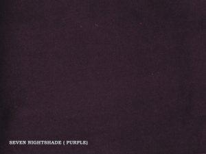 Seven – Nightshade (Purple)