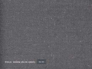 Field – Denim (Blue grey)