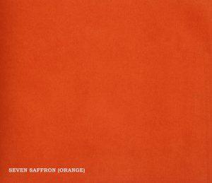 Seven – Saffron (Orange)