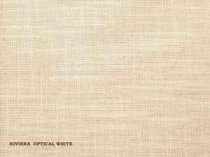 Riviera – Optical White