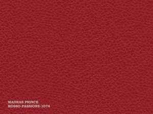 MADRAS Prince – Rosso-Passione – 1074
